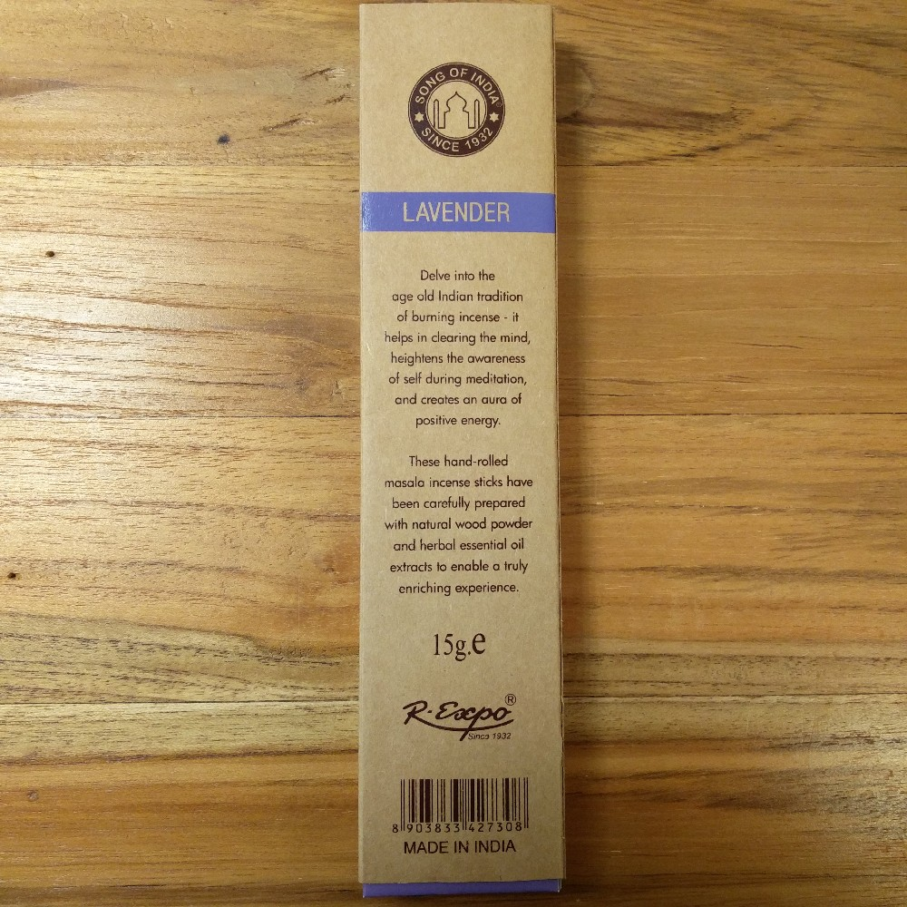 Incense Sticks – Lavender