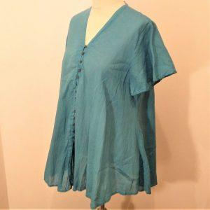Women's 100% Thin Cotton Clothing